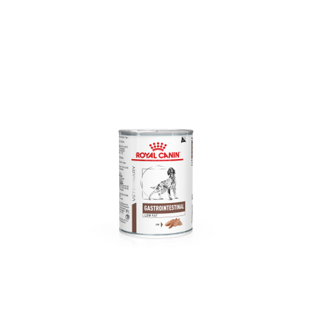 Royal Canin Veterinary Diet Gastro Intestinal Low Fat - boîte