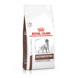 Royal Canin Veterinary Diet Gastrointestinal Moderate Calorie pour chien