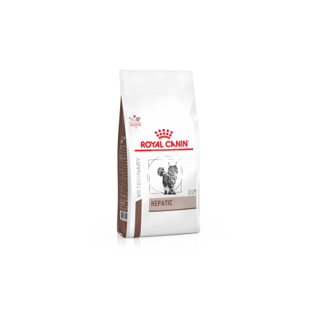 Royal Canin Veterinary Diet Hepatic Cat