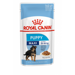 Royal Canin Health Nutrition Maxi Puppy wet - aliment humide en sachet