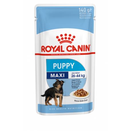 Royal Canin Health Nutrition Maxi Puppy wet - aliment humide en sachet