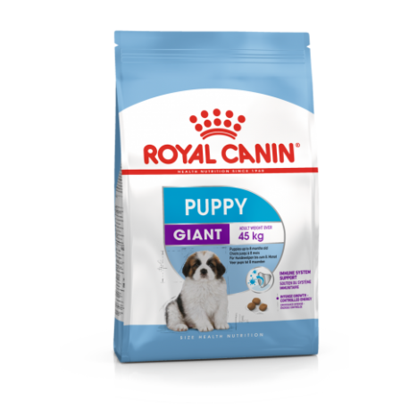 Royal Canin Health Nutrition Giant Puppy