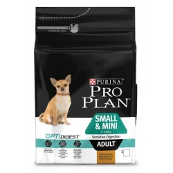 Purina ProPlan Small & Mini Adult Sensitive Digestion lamb OPTIDIGEST