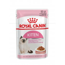 Royal Canin Health Nutrition Kitten - aliment humide en sachet