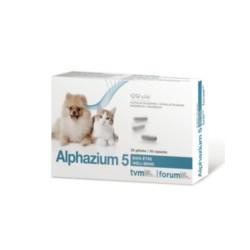 Alphazium 5 pour chats et petits chiens