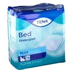 Alèse pour lit de malade hautement absorbante Tena Plus Bed Underpad