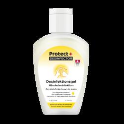 PROMO Swissbiolab Protect+ Desinfector gel désinfectant, flacon distributeur