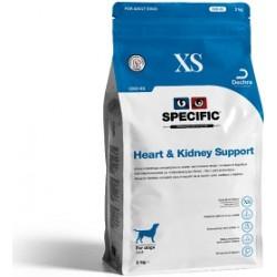 SPECIFIC Dog CKD-XS Heart & Kidney Support pour chiens de petites tailles
