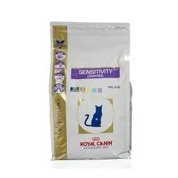 PROMO Royal Canin Veterinary Diet Sensitivity Control chat