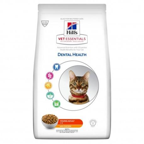 PROMO Hill's Vet Essentials Feline Dental Health Young Adult