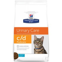 PROMO Hill's Prescription Diet Feline c/d Urinary Multicare