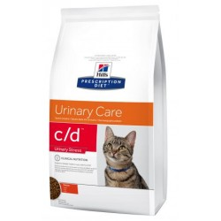 PROMO Hill's Prescription Diet Feline c/d Urinary Stress with Chicken