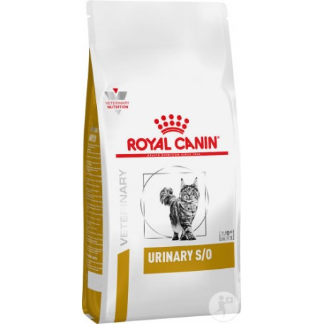 PROMO Royal Canin Veterinary Diet Urinary S/O chat