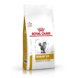 PROMO Royal Canin Veterinary Diet Urinary S/O Moderate Calorie chat