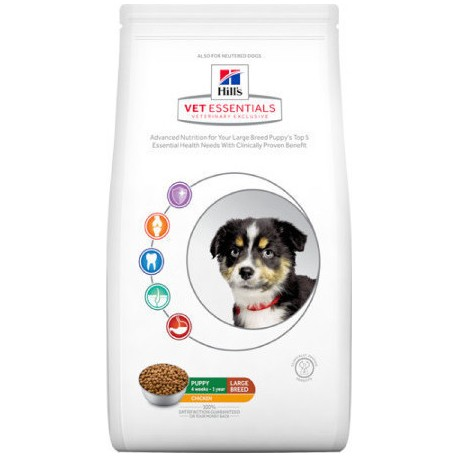 PROMO Hill's Vet Essentials Canine Puppy Large Breed