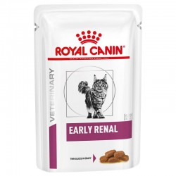 Royal Canin Veterinary Diet Early Renal - aliment humide en sachet pour chat