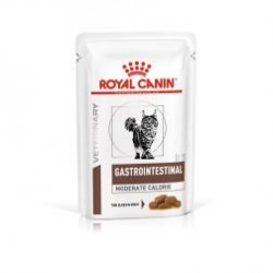 Royal Canin Veterinary Diet Gastro Intestinal Cat - sachet