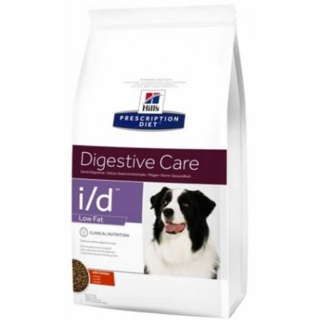 PROMO Hill's Prescription Diet Canine i/d Digestive Care Low Fat