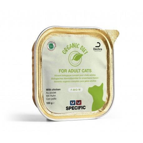 SPECIFIC Dog C-BIO-W organic au poisson - aliment humide en barquette