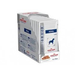 PROMO Royal Canin Veterinary Diet Renal Dog - aliment humide en sachet