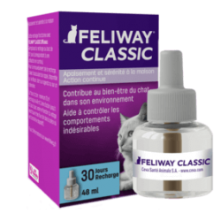 Feliway Classic Recharge Diffuseur