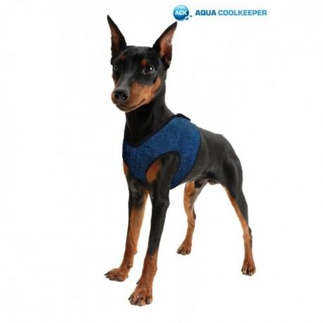 Aqua Coolkeeper harnais rafraîchissant pour chien