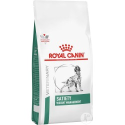 PROMO Royal Canin Veterinary Diet Satiety Weight Management Dog