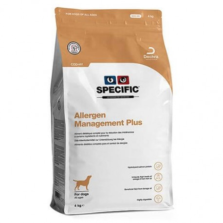PROMO SPECIFIC Dog COD-HY Allergy Management