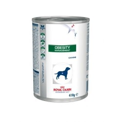 Royal Canin Veterinary Diet Obesity Management Dog - aliment humide en boîte