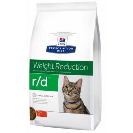 PROMO Hill's Prescription Diet Feline r/d Weight Reduction