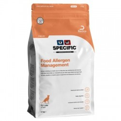 PROMO SPECIFIC Cat Food Allergy Management FDD-HY