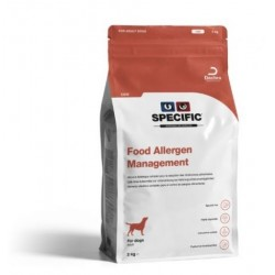 PROMO SPECIFIC Dog CDD Food Allergen Management