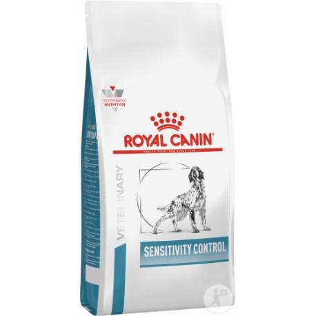 PROMO Royal Canin Veterinary Diet Sensitivity Control chien