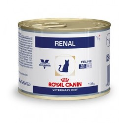 Royal Canin Veterinary Diet Renal Cat - boîte