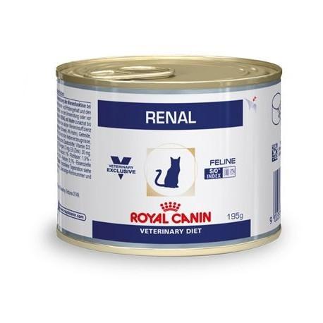 Royal Canin Veterinary Diet Renal Cat - boîte