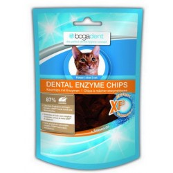 Bogadent Dental Enzyme Chips pour chats
