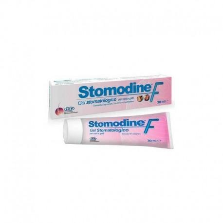 Stomodine F gel stomatologique pour chien et chat