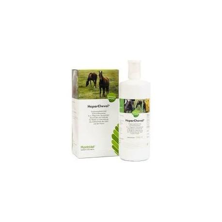 HeparCheval complément alimentaire liquide pour chevaux
