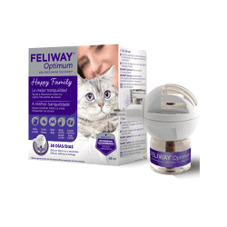 Feliway Optimum pour chat, kit diffuseur