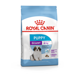 PROMO Royal Canin Health Nutrition Giant Puppy