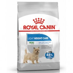 PROMO Royal Canin Health Nutrition Mini Light Weight Care