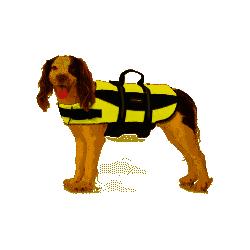 Swisspet Gilet de flottaison / gilet de sauvetage S1 pour chien