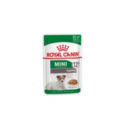 Royal Canin Health Nutrition Mini Ageing 12+ - aliment humide en sachet