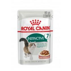 Royal Canin Health Nutrition Instinctive 7+ en sauce - sachet