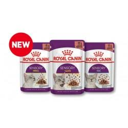 Royal Canin Sensory Smell pour chat - aliment humide en sachet