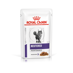 Royal Canin Vet Care Nutrition Neutered Adult Maintenance - sachet