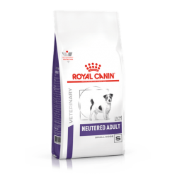 Royal Canin Vet Care Nutrition Neutered Adult Small Dog