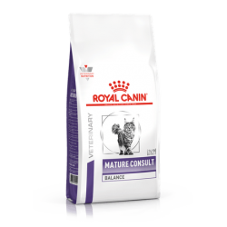 Royal Canin Vet Care Nutrition Mature Consult Balance pour chat