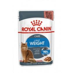 Royal Canin Care Nutrition Light Weight Care aliment pour chat en sauce - aliment humide en sachet