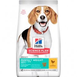 Hill's Science Plan Canine Perfect Weight Adult Medium
